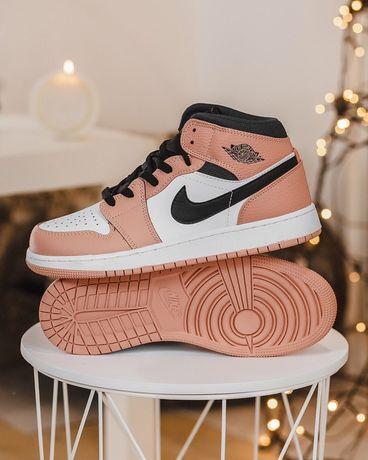 Buty Nike Air Jordan Pink 36-40 damskie trampki sneakersy