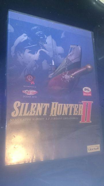 Silent Hunter2-symulator u-boot z 2wojny gra pc
