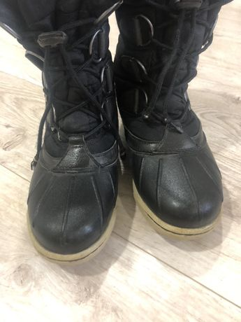 Зимние ботинки HI - TEC