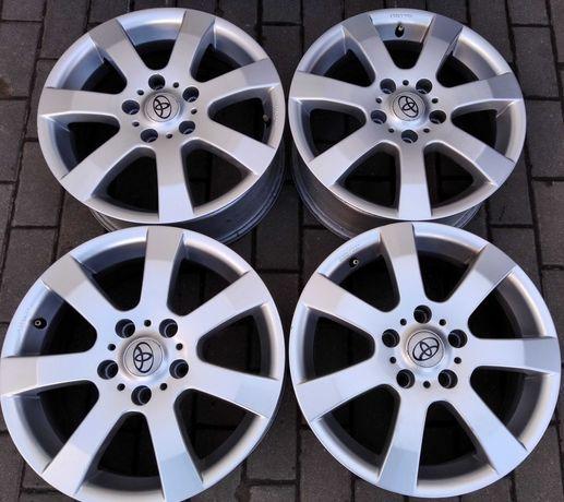 FELGI TOYOTA aluminiowe 5x114,3 6,5x16 ET45 4szt. (001)