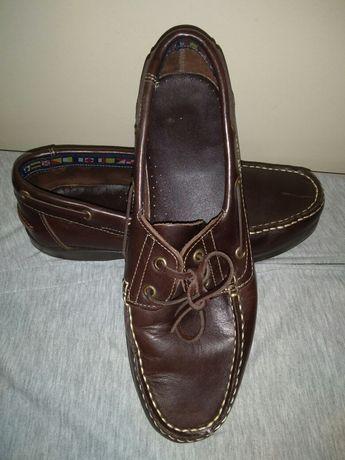 Sapato homem (em couro)