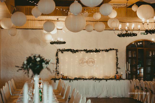 Sprzedam firmę! firma dekoratorska śluby wesela duży asortyment