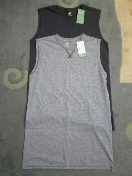 Nowa koszulka 2pak H&M 170