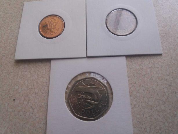 monety Barbados sprzedam