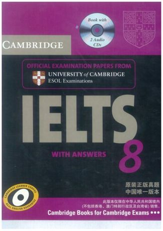 IELTS Cambridge 8