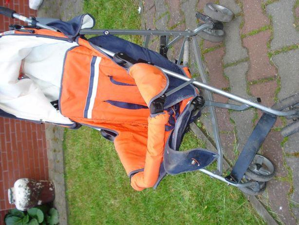 wózek spacerowy dla dziecka niemiecki