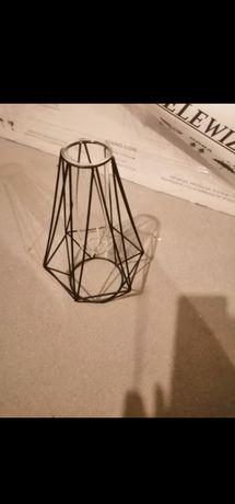 Mega zestaw loft lampion gazentnik wazon stolik .