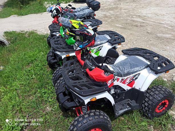 Квадроцикл ATV HANTER 125