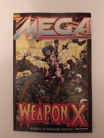 Komiks MEGA Marvel 4(5)94