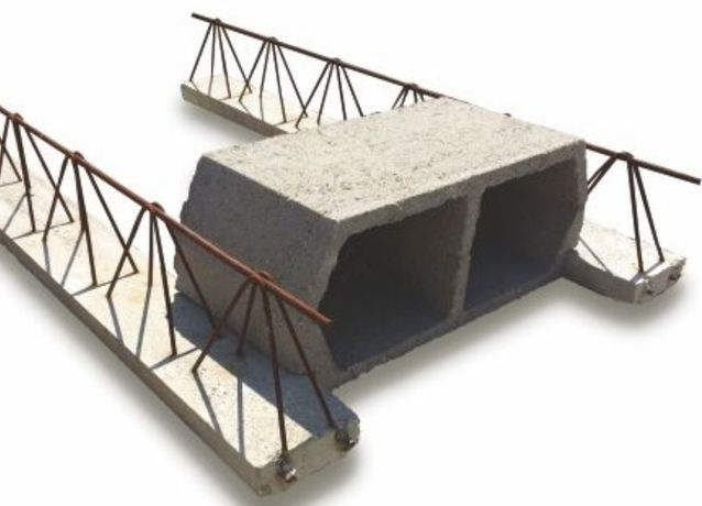 Strop teriva / teriwa keramzyt z dostawą i rozładunkiem na budowie
