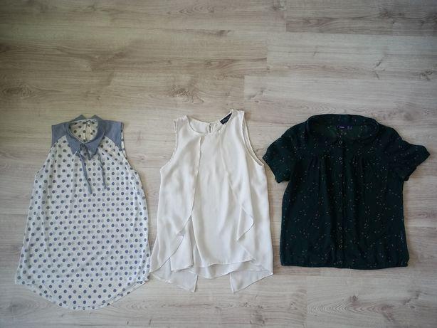 Koszulki mgiełki rozmiar s
