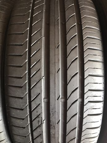 245/40/20 R20 Continental ContiSportContact 5 4шт