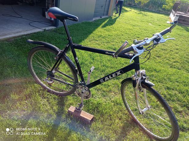 "Rower alex aluminiowy 28"""
