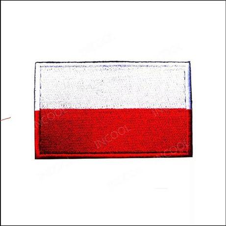 Naszywka POLSKA flaga polski