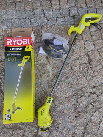 Roçadora eléctrica Ryobi 350W *como nova*