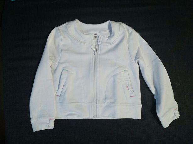 Biała bluza Coccodrillo