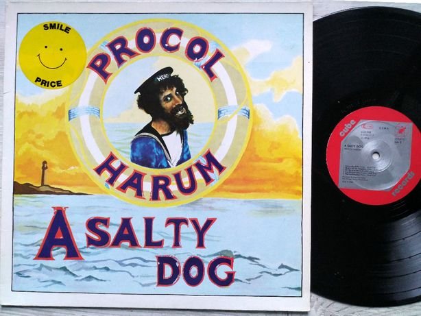 Procol Harum - Salty Dog