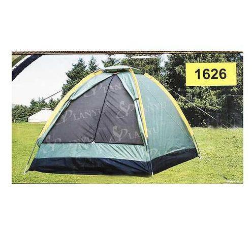 Туристическая двухместная палатка 220 × 150 × 135 (1626)