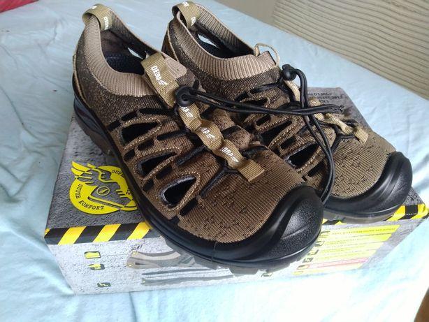 Buty, sandały robocze