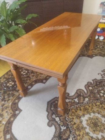 Ława i stół  2w1