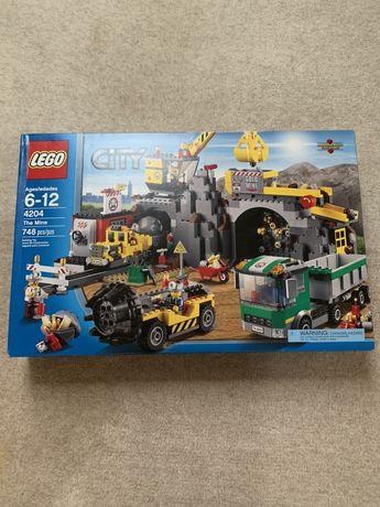Lego City The Mine 4204 Kopalnia