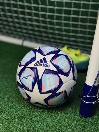 Футбольный Мяч Adidas Champions League мячик для футбола лига чемпионо