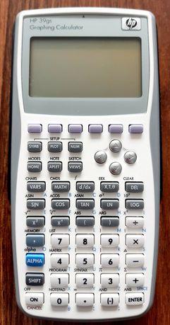 Calculadora gráfica HP 39gs, nova embalada *ÚLTIMA DISPONÍVEL*