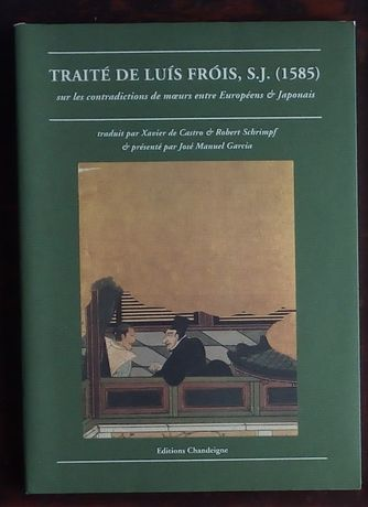 traité de luis frois , s.j 1585 sur les contradictions de moeurs