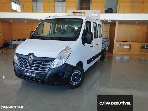 Renault Master III Camião de plataforma / Chassis