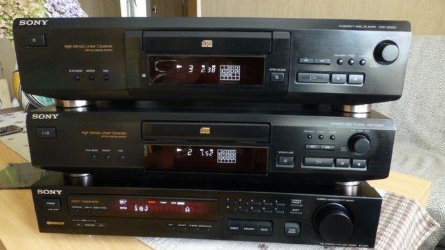 Odtwarzacz cd Sony CDP-XE220