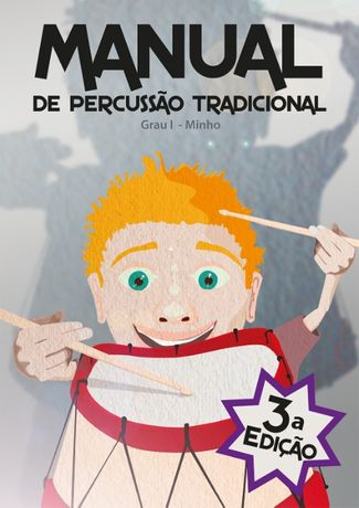 Percussão Tradicional (Manual) inclui portes