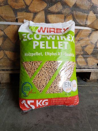 Wirex pellet drzewny 6mm pelet sosnowy A1