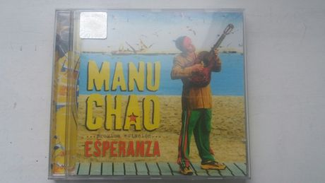 Manu Chao - proxima estation - ESPERANZA - 1 x CD