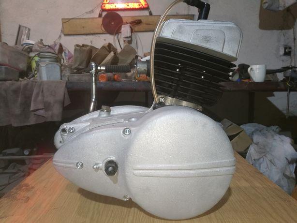 Silnik wsk 125 wfm