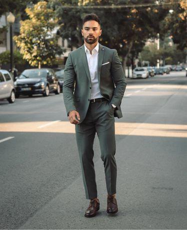 Fato Suits Inc, verde