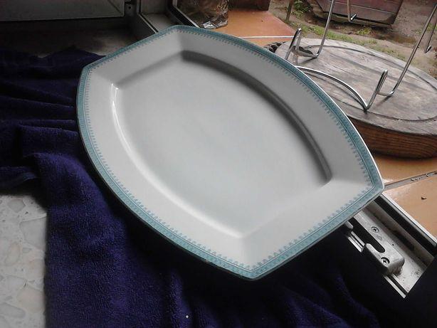 Półmisek   patera   porcelana Ćmielów   43,5 cm.