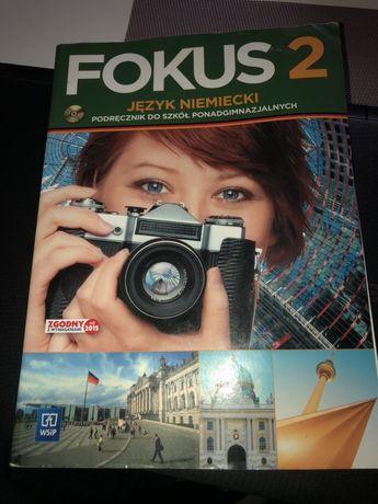 Fokus 2 język niemiecki