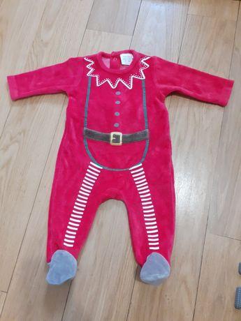 Pajacyk świąteczny Pierwsze Święta Zara 62