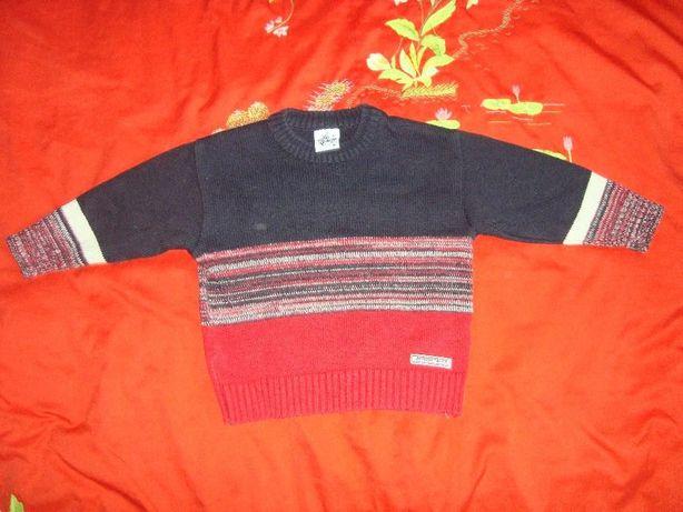свитер теплый