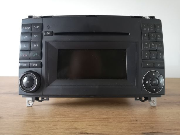 Radio Mercedes w 639