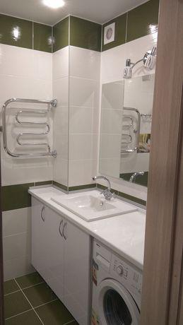 Ремонт ванной комнаты под ключ. С гарантией