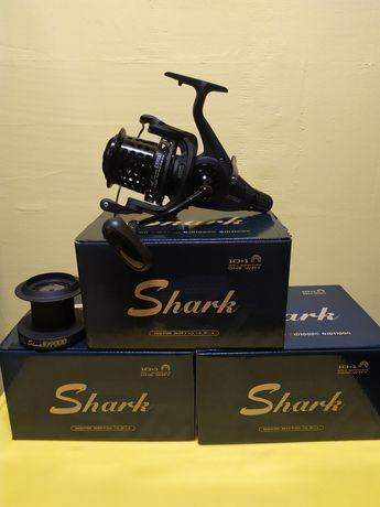 Карпова катушка Shark ID 9000/10000 10+1 підшипників