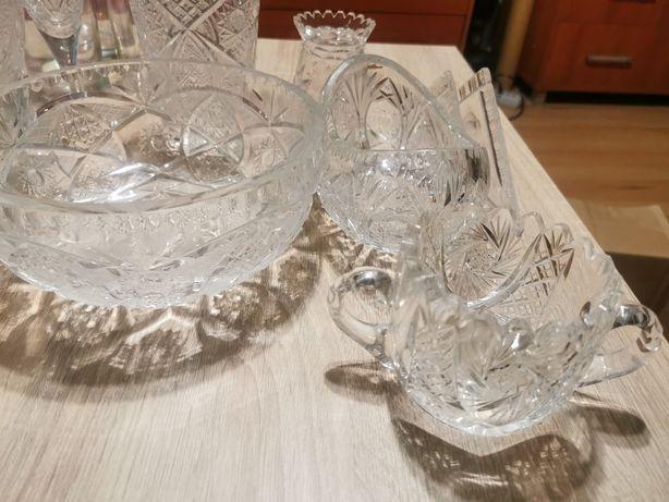 Piękne kryształy  PRL