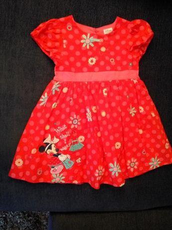 Disney - vestido Minnie 2 anos