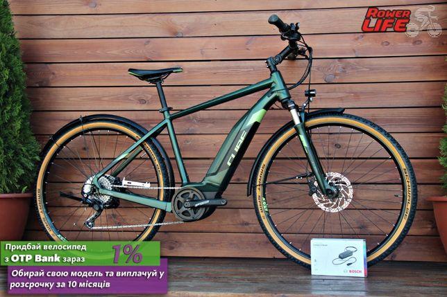 Электровелосипед Cube Cross Hybrid EXC 500 Allroad (КАК НОВЫЙ)