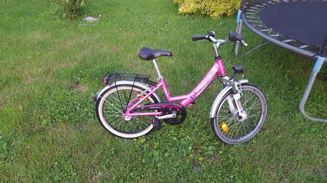 Rower Pegasus dla dziewczynki
