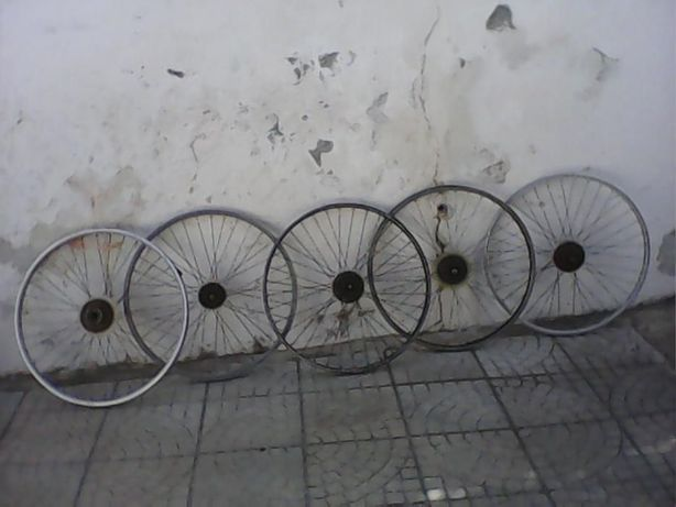 bicicleta btt - suspensao , guiador , aros - troco