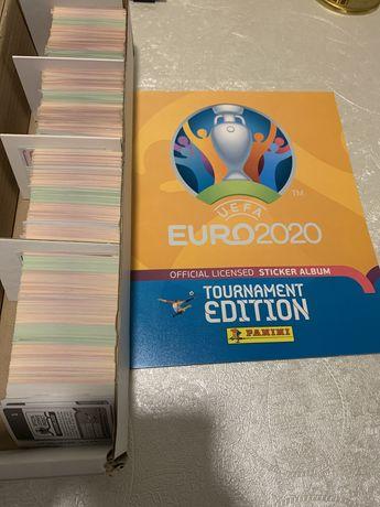 Cromos Euro 2020 troco ou vendo