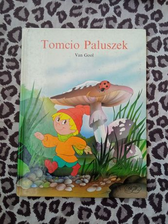 Tomcio Paluszek książka