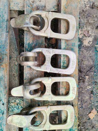 Uchwyt do przenoszenia prefabrykatów betonowych